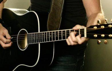 Le choix des cordes de guitare